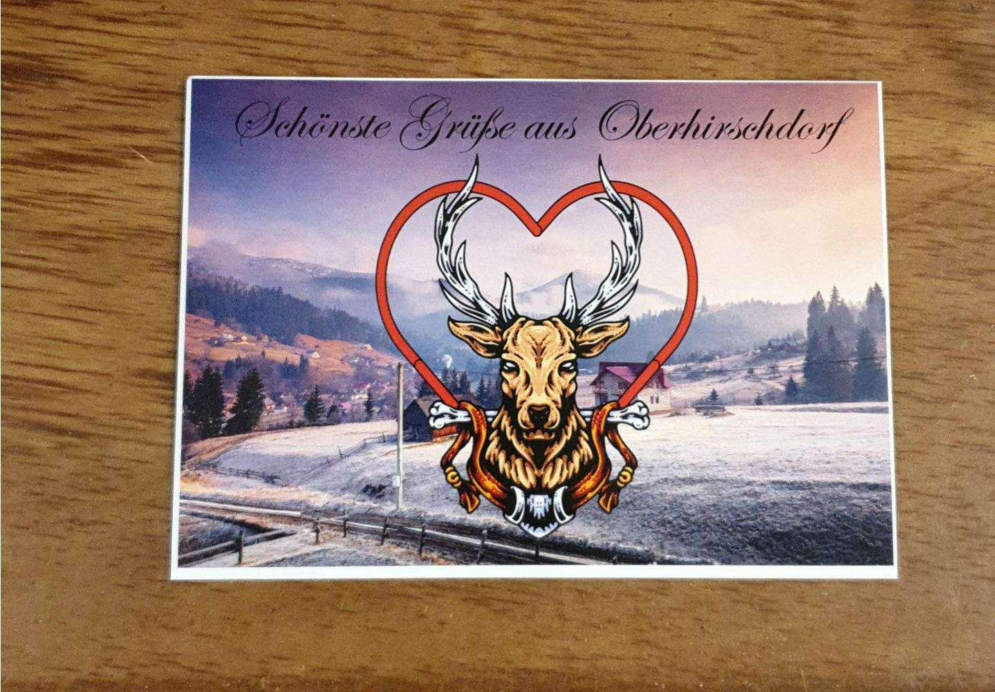 Neue Postkarten