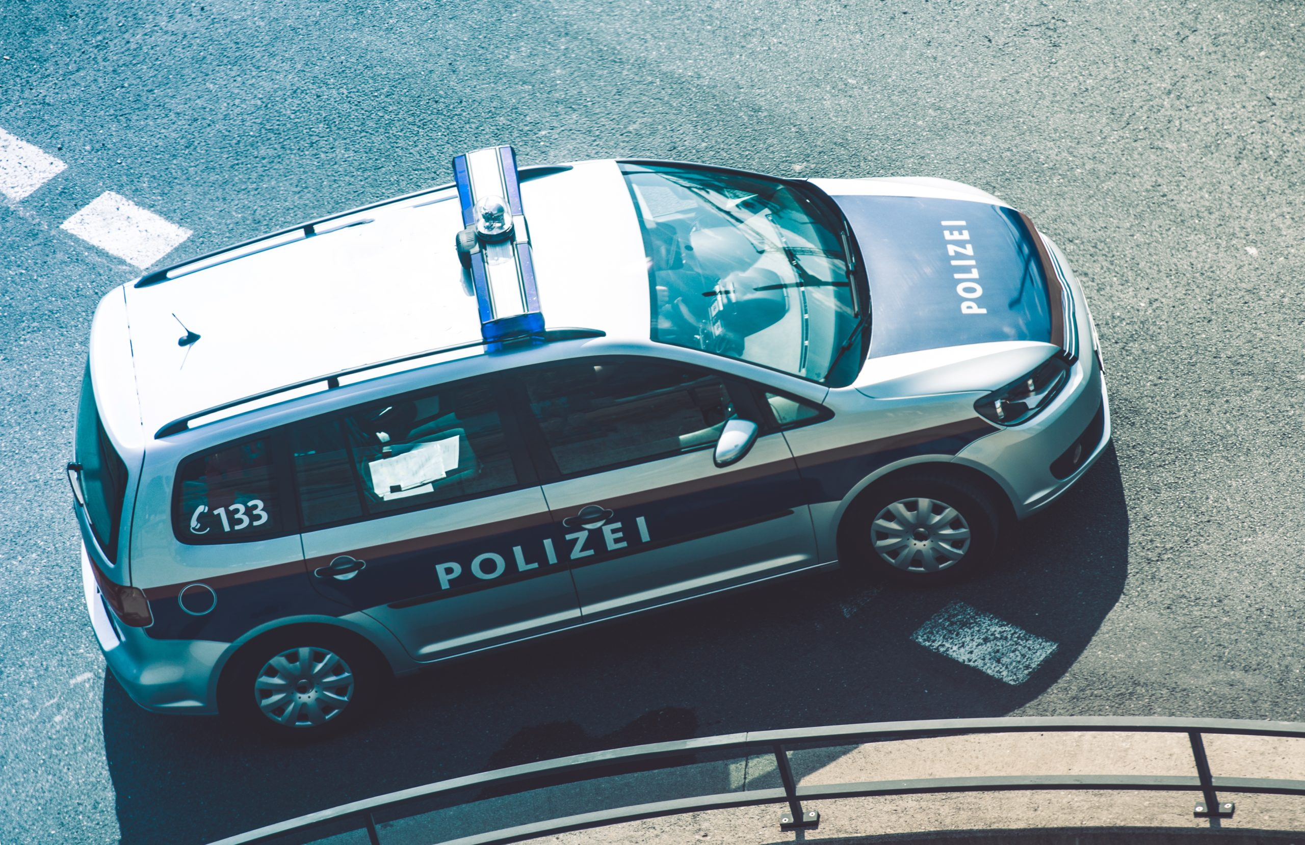 Polizei mit KI