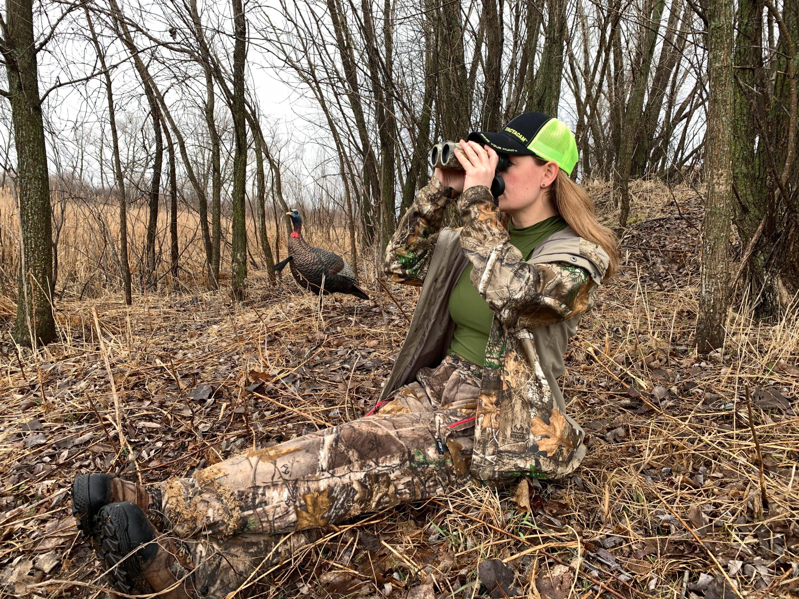 Achtung bei der Jagd